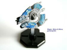 Starship Battles ~ DROID TRI-FIGHTER #48 Star Wars miniature