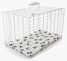 Pennine Rectangular Wire Carrier Pet Dog, Cat, Kitten, Puppy Rabbits 2113