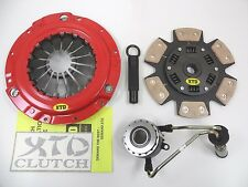 XTD STAGE 3 CERAMIC CLUTCH KIT 95-99 CAVALIER Z24 SUNFIRE 2.3L 2.4L W/SLAVE