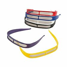 Streamlined Hairband Sunglasses 12 Pc Party Favors Rock Star Theme (83/103)