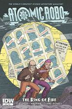 Atomic Robo & The Ring Of Fire #1 (Of 5) Comic Book 2015 - IDW