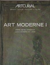 Catalogue vente aux enchères ARTCURIAL  Art  Moderne I  décembre 2005 ARP DUFY