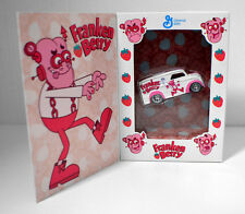 HOT WHEELS_FRANKEN BERRY Delivery Vehicle_Con 2011 Exclusive Limited Edition_MIB