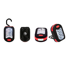 Magnetic 24 LED Work light and 3 LED Flashlight Bright Work Lamp Outdoor