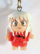 INUYASHA-PORTACHIAVE/KEYRINGS-CM. 3,5-ANIME MANGA-CARTOON JAPAN-ACTION FIGURES