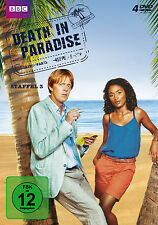 4 DVDs * DEATH IN PARADISE - STAFFEL / SEASON 3 # NEU OVP &