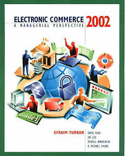 Electronic Commerce 2002: A Managerial Perspective (International Edition), Turb
