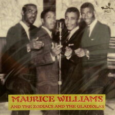 MAURICE WILLIAMS & the ZODIACS & the GLADIOLAS on Black Tulip
