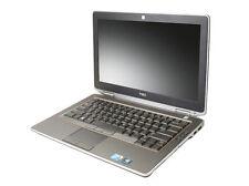 """Dell Latitude E6320 13.3"""" Intel Core i5 2nd Gen 4GB Ram 320GB HDD Win 7 Webcam"""