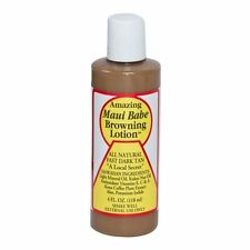 Maui Babe Browning Lotion 4 oz (small bottle) Tanning Lotion