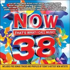 Various Artists, Rihanna, Ke$ha,, Now 38: That's What I Call Music, Excellent