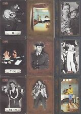 ELVIS PRESLEY BY THE NUMBERS 2008 PRESS PASS COMPLETE PARALLEL CARD SET OF 80