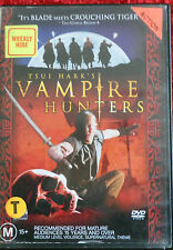 DVD Vampire Hunters [The Era of Vampires]/ Ken Chang / (M)15+/ Reg 4 / EX RENT
