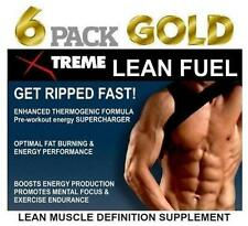 Strong Fat Loss Fat Burner Pills Slimming Diet Energy Lean Fuel Lean Muscle Abs