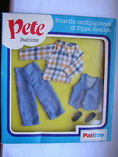 PALITOY PIPPA/DAWN DOLL ORIGINAL NRFB  MR PETES RARE OUTFIT MINT CONDI