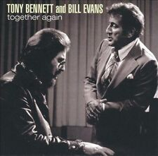 Together Again, Tony Bennett, Bill Evans, Good Original recording remastered