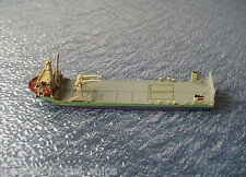 Ro-Ro Heavy Lift Ship ST. MAGNUS by Optatus 1:1250 Waterline Model