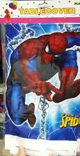 "♛ Shop8 : 1 pc SPIDERMAN PLASTIC TABLE COVER 54*72"" Themed Birthday Party Needs"