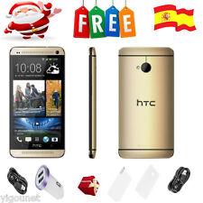 HTC ONE M7 2GB+32GB Quad Core 1080P 3G Android Smartphone Móvil Teléfono ORO