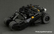 Lego mini tumbler moc genuine lego pièces (mini 76023 batman batmobile)