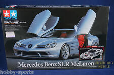 "Tamiya 24331 Mercedes-Benz SLR McLaren - ""Full View"" 1/24 Model Kit"