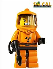 LEGO MINIFIGURES SERIES 4 8804 Hazmat Guy