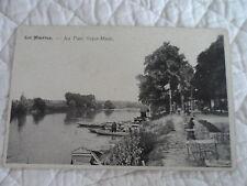 La Marne - Au parc St Maur