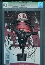 Age of Ultron #3 signed by Brian Michael Bendis - CGC 9.8