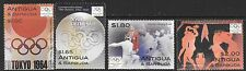 ANTIGUA SG3834/7 2004 OLYMPIC GAMES  MNH