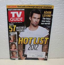 TV Guide Magazine November 12 2012 NCIS Collector Cover 1 of 8