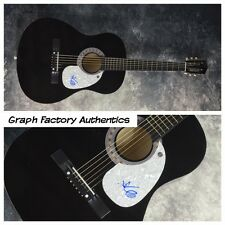 GFA Sexy Country Star * MAREN MORRIS * Signed Acoustic Guitar AD2 COA