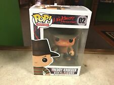 2017 Funko POP! Horror Movies Nightmare Elm Street FREDDY KRUEGER 02 Figure MIB
