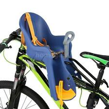 Bike Baby Carrier Travel Bicycle Rear Mounting Safety Seat Universal US E1Z6