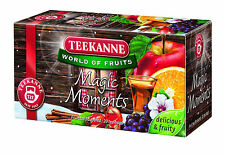 Teekanne Magic Moments tea - fruit tea with orange and rum grape flavour