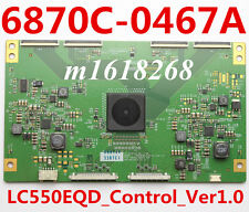 T-con Board 6870C-0467A H/F MODEL : LC550EQD_Control_Ver1.0 LG Display SONY