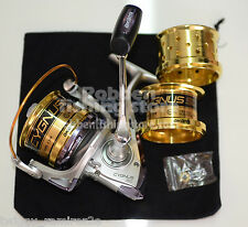 MULINELLO AKAMI CYGNUS SD 5000 SURFCASTING 11 CUSCINETTI fishing reel ww ship