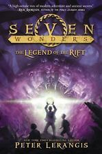Seven Wonders Book 5: The Legend of the Rift-ExLibrary