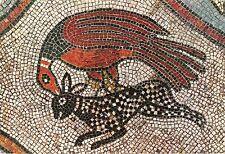 BT1870 venezia basilica di s marco interno mosaico del pavimento postcard  italy