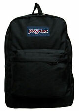 JANSPORT SUPERBREAK - SUPER BREAK - CLASSIC - BACKPACK BLACK - New with tags