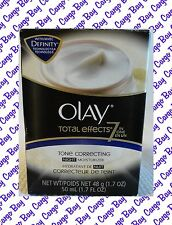 Olay Total Effects 7 in one Tone Correcting Night Moisturizer New Fine Lines