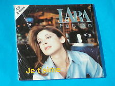 CD SINGLE - LARA FABIAN - JE T'AIME - 1997