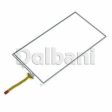 "6.4"" DIY Digitizer Resistive Touch Screen Panel 1.51mm x 90mm x 155mm 4 Pin"