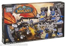 Mega Bloks World of Warcraft Deathwing's Stormwind Assault 91016U
