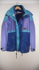 EIDER GORTEX CORDURA MEN'S SKIING 3 IN 1 POLARTEC LINED JACKET