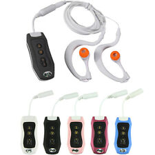Deportivo Mp3 Reproductor 4GB auricular (ear Clip) Impermeable IPX8 Mp3