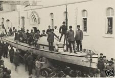 Ottoman Turkish Army Motor Boat 1917 World War 1, 6x4 Inch Reprint Photo 2