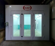spray booth/spraybooth/paint booth From £7,500.00 + VAT, Fitted