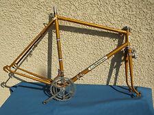 Vélo ancien cadre gitane de luxe vieux velo vintage OLD BIKE