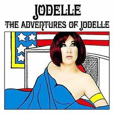 The Adventures of Jodelle CD Espionne Records Parachute Damage Done Particle OOP