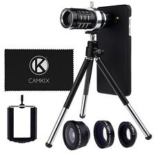 Camera Lens Kit for Samsung Galaxy Note 5 incl. 12x Telephoto Lens Fisheye Le...